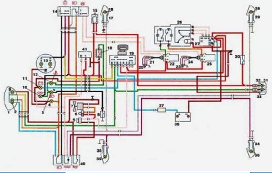 5 - звуковой сигнал С205Б;